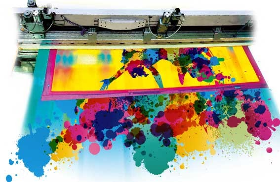 SCREEN PRINTING INKSgraphical - technical – functional Read more